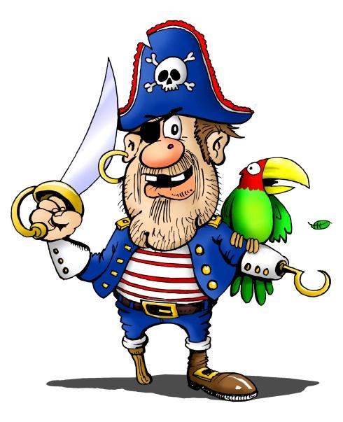 pirat - DAILY WAFFLE