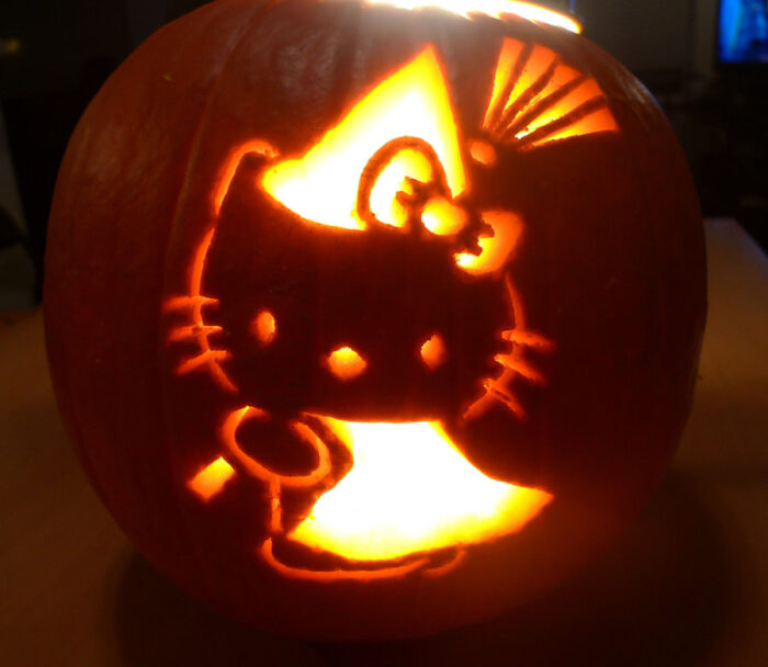 hello kitty pumpkin carving ideas amazing home interior rh iudpnnakui scentsofheaven store hello kitty carving pattern