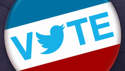 elections on twitter