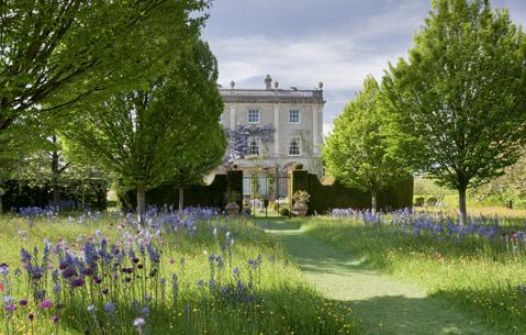 five famous british gardens