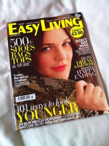 Easy Living magazine
