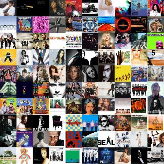 100 best rock albums: