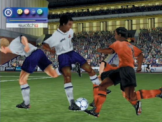 Sega WorldWide Soccer Euro 2000 Edition