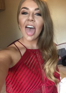 James Wilson's girlfriend makes a far more intelligent comment that the haters could manage.